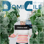 CookingShorts is proud to be food contributors for DomiCile Magazine