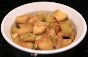 Sugar and Spice Apples