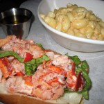 The Lobster Trap - Lobster Roll and Lobster Mac and Cheese