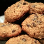 Maple Oat Chip Cookies