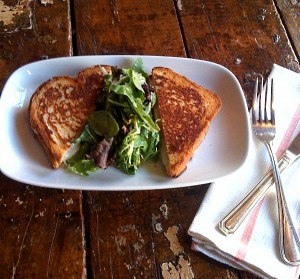 The Wine Kitchen's Croque Monsieur