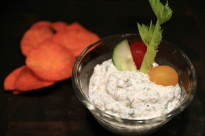 Tastefully Simple Super Dip
