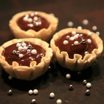 Guilt Free Mini Chocolate Creme Pies