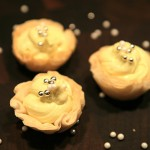 Tastefully Simple Key Lime Tartlets