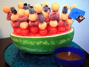 Do it yourself fruit arrangements