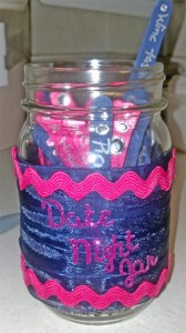 Date Night Jars