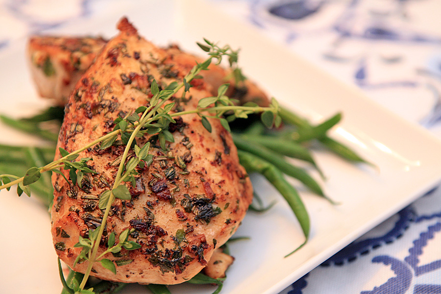 Garlic and Herb Chicken